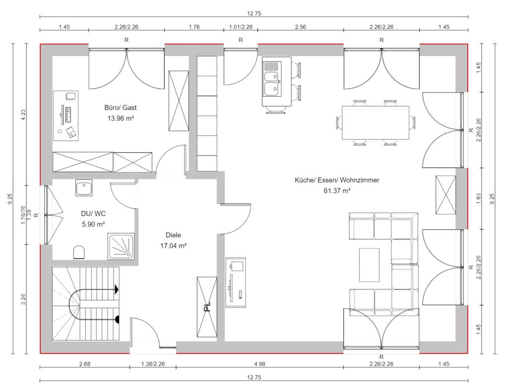 Erdgeschoss 3