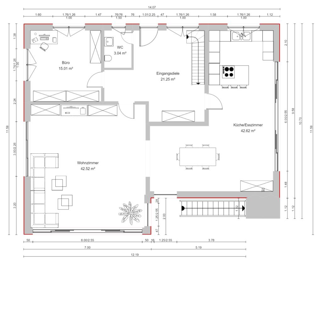 Erdgeschoss 5