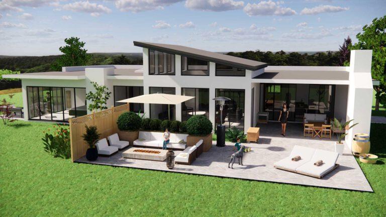 Markhaus terra pure Ideenkonzept